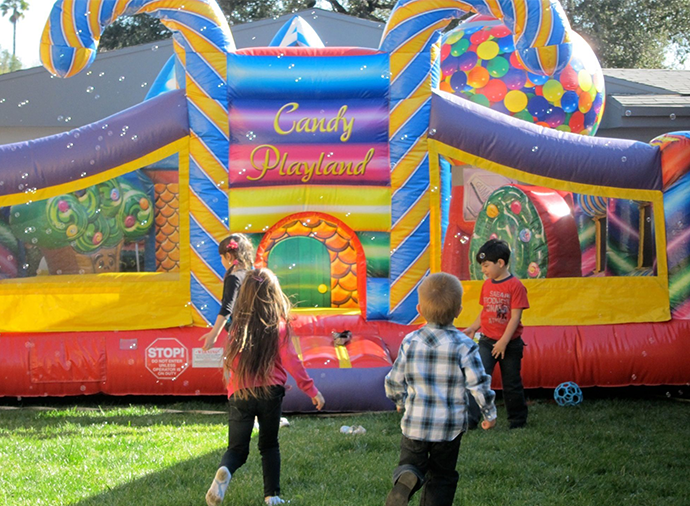 Inflatable Jumpers for Rent in Orange County,Los Angeles, County, Riverside County, San Bernadino County. Candyland Play Combo Jumper, Ice Castle Jumper, 5in1 Castle Combo Jumper, Large Castle Combo Jumper, Wrecking Ball Jumper