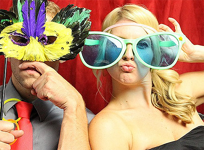 Classic Photo Booth Rentals in Ornage County,Los Angeles, County, Riverside County, San Bernadino County.
